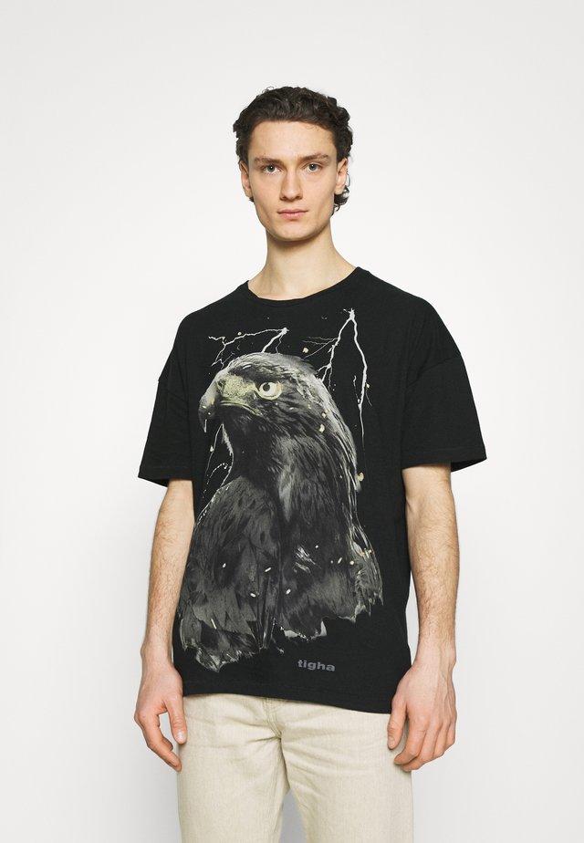 SKY EAGLE ARNE - T-shirt imprimé - vintage black