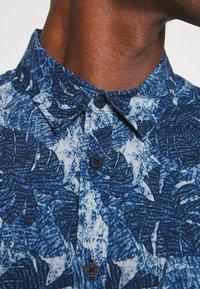 INDICODE JEANS - EACKER - Shirt - navy - 4