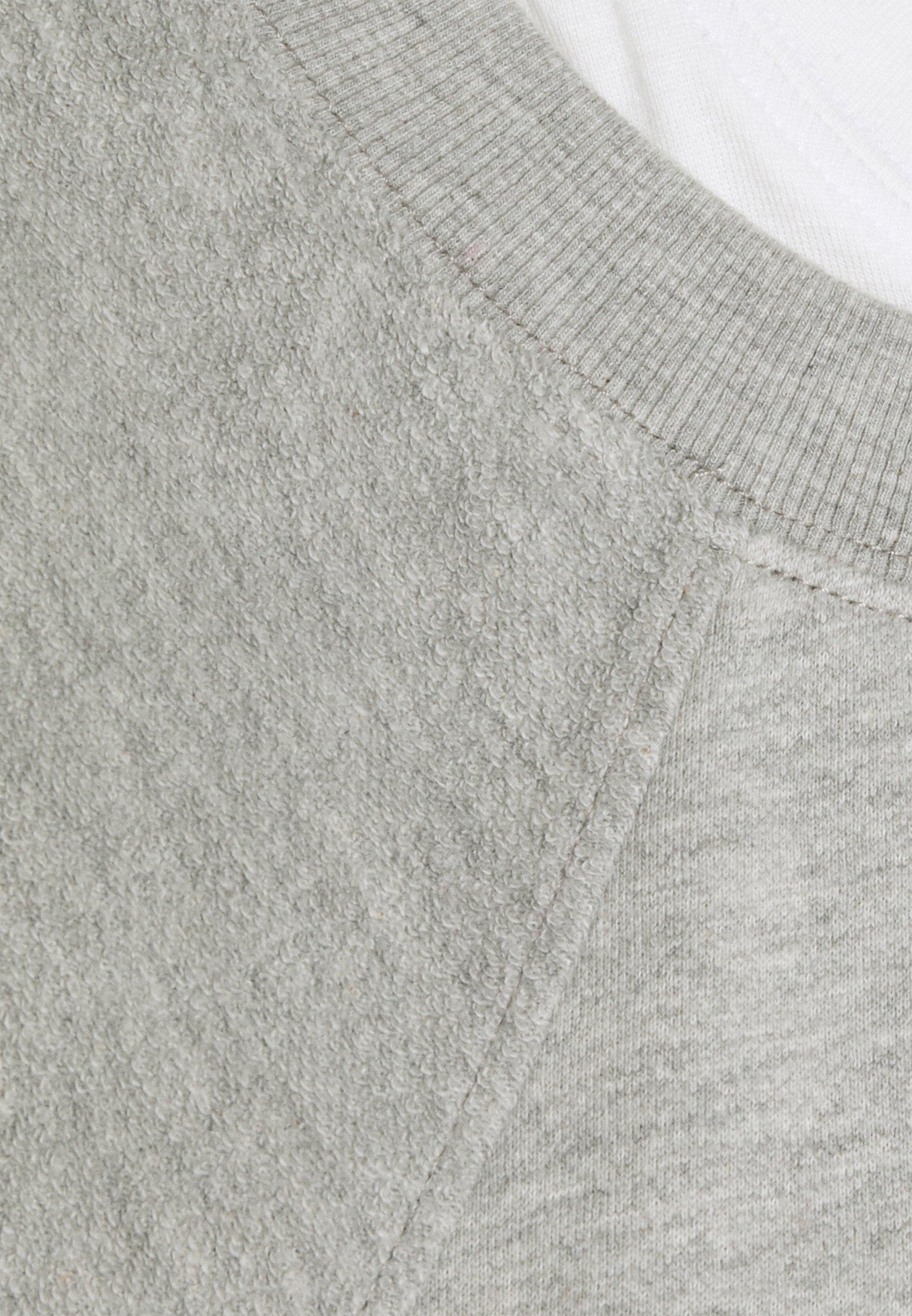 Official Women's Clothing Proenza Schouler LONG SLEEVE  Sweatshirt grey melange/white DWWcScDaK