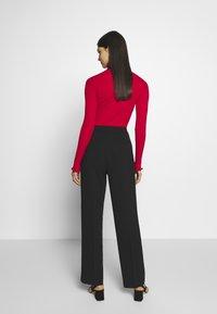 Lovechild - LEA - Pantalon classique - black - 2