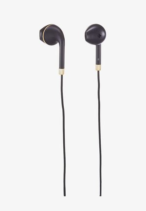 WIRELESS II - Casque - black/gold-coloured