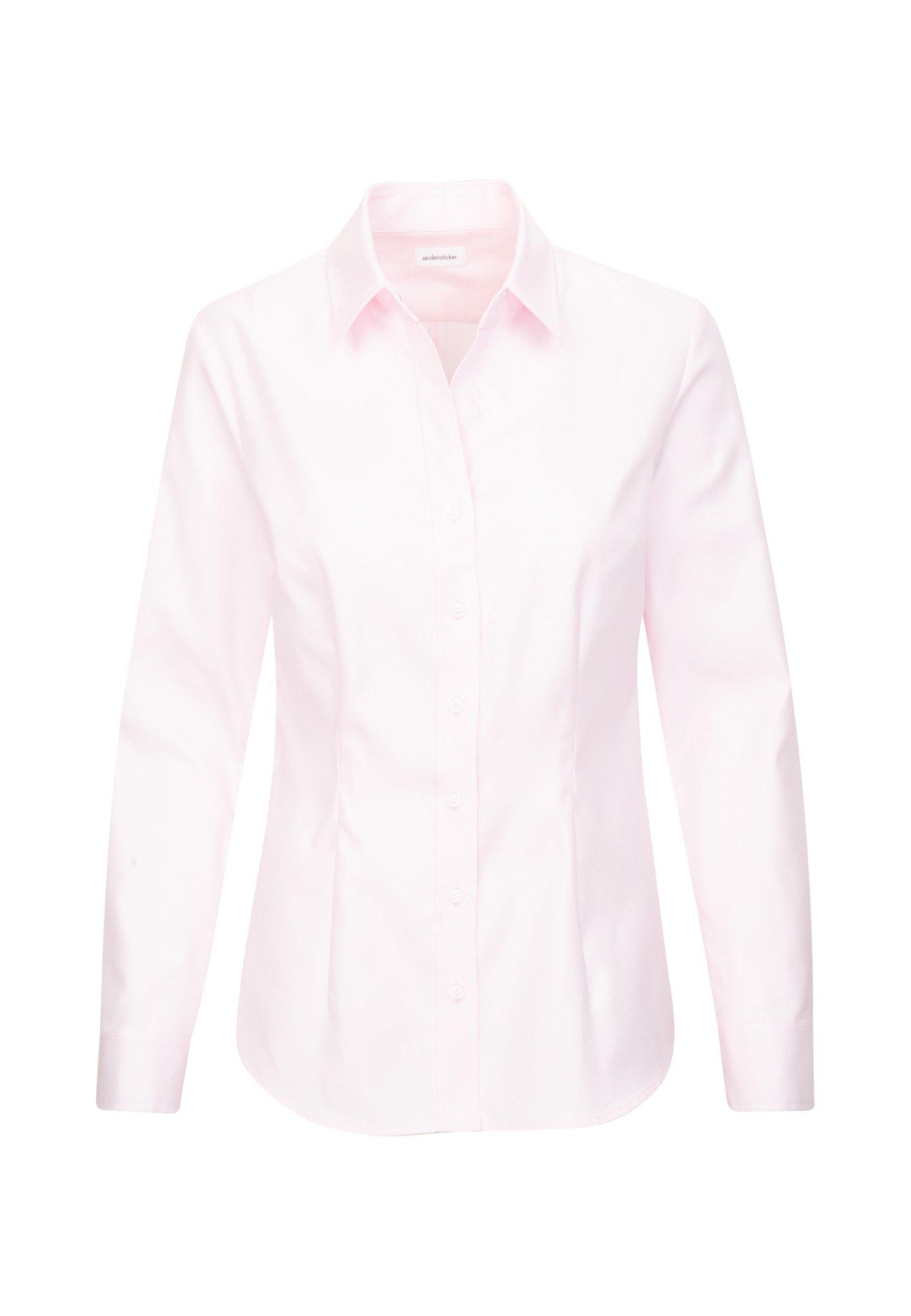 Damen SCHWARZE ROSE - Hemdbluse