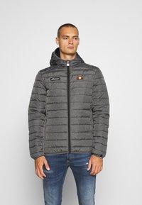 Ellesse - LOMBARDY - Summer jacket - dark grey - 0