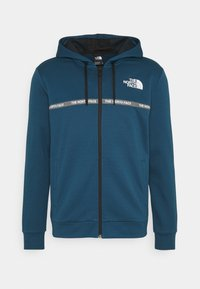 The North Face - OVERLAY JACKET - Chaqueta fina - monterey blue - 0