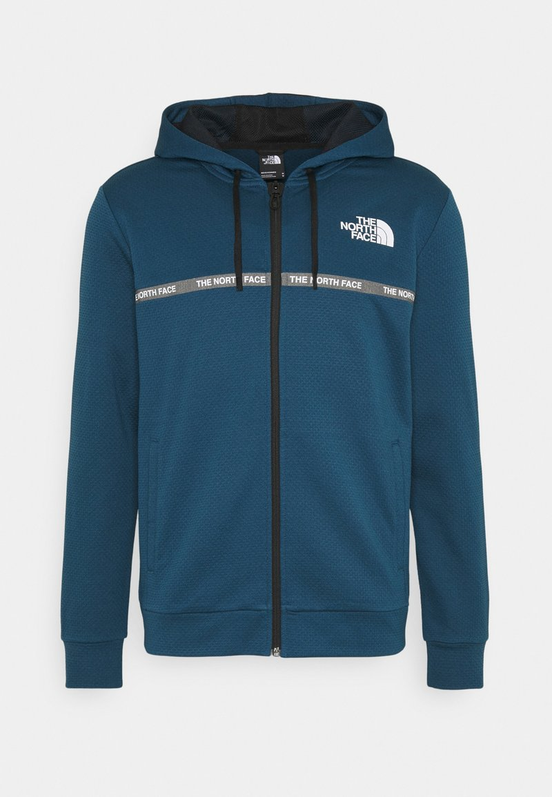 The North Face - OVERLAY JACKET - Chaqueta fina - monterey blue