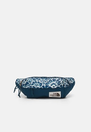 LUMBAR PACK - Bum bag - dark blue