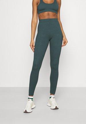 LOUNGE - Leggings - Trousers - orion blue