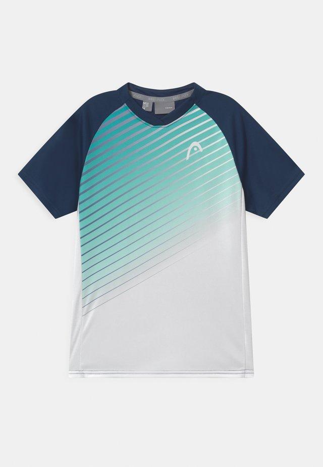 STRIKER UNISEX - T-shirt con stampa - tourquis