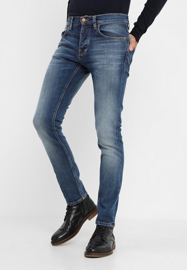 GRIM TIM - Slim fit jeans - sentimental blue
