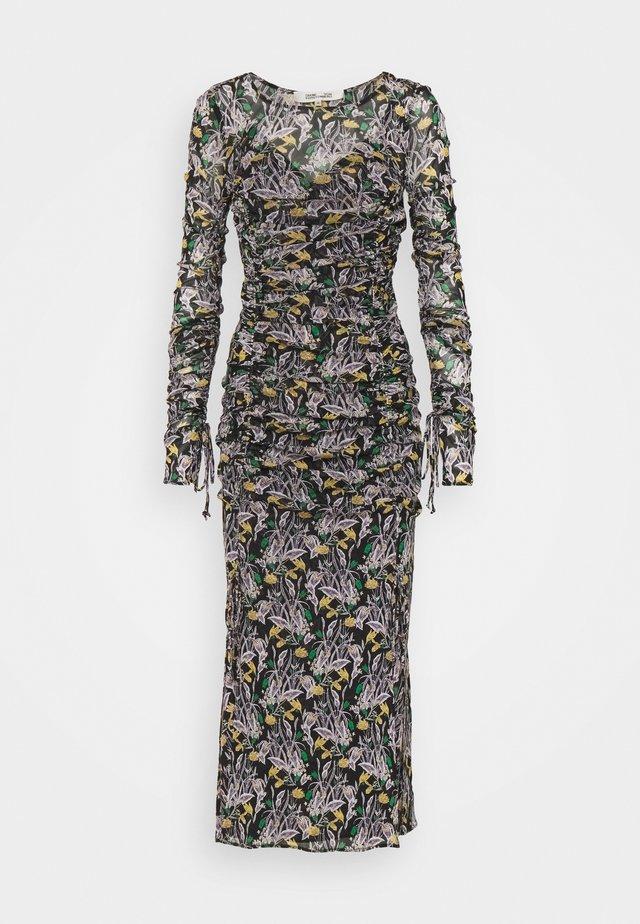 CORINNE DRESS - Vapaa-ajan mekko - black