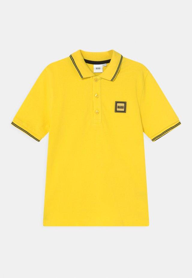 SHORT SLEEVE - Polo shirt - sun
