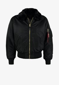Alpha Industries - Bomber Jacket - black