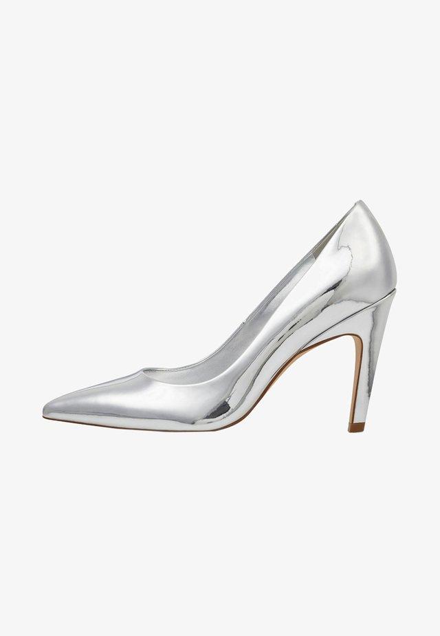 QUINTRELL - High heels - steel