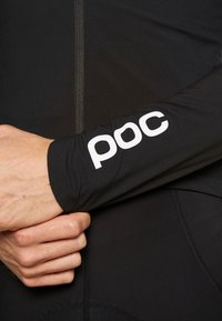 POC - ESSENTIAL ROAD WINDPROOF - Windbreaker - uranium black - 3