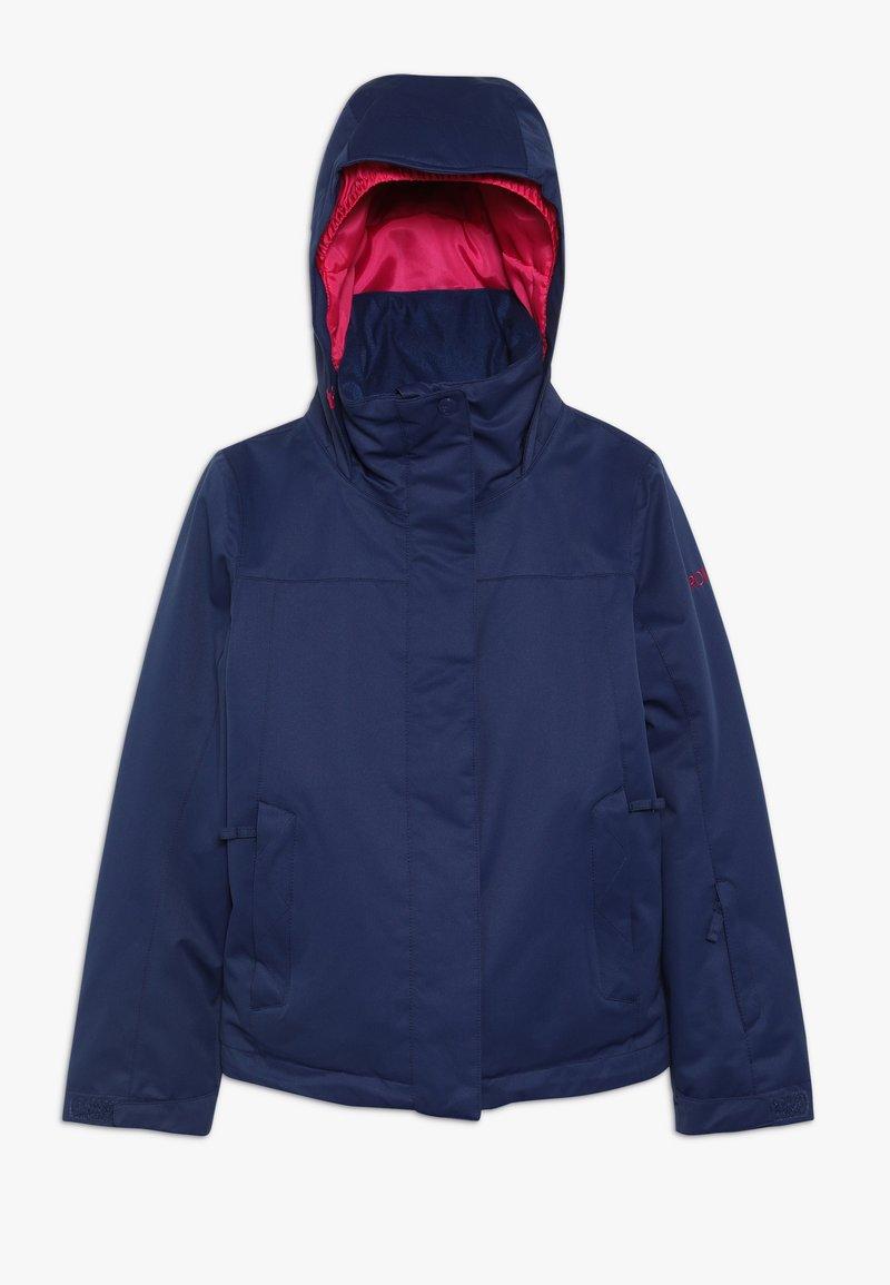 Roxy - JETTY SOL  - Snowboard jacket - medieval blue
