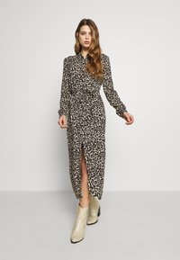 Vero Moda - VMSIMPLY EASY LONG DRESS - Sukienka letnia - oatmeal - 0