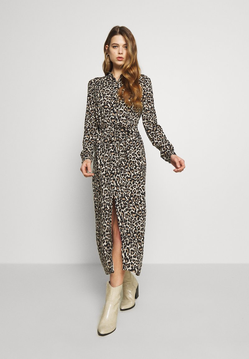 Vero Moda - VMSIMPLY EASY LONG DRESS - Sukienka letnia - oatmeal