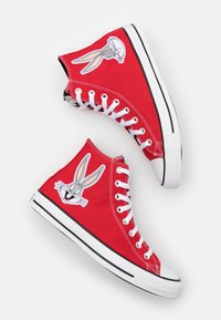 Converse - CHUCK TAYLOR ALL STAR BUGS BUNNY - Baskets montantes - red/white/black - 5
