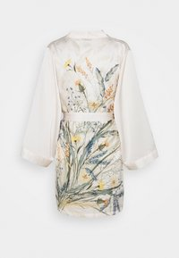 Etam - ERNY DESHABILLE - Dressing gown - ecru - 1