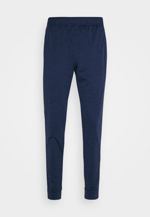 PANT DRY YOGA - Tracksuit bottoms - midnight navy/dark obsidian/gray