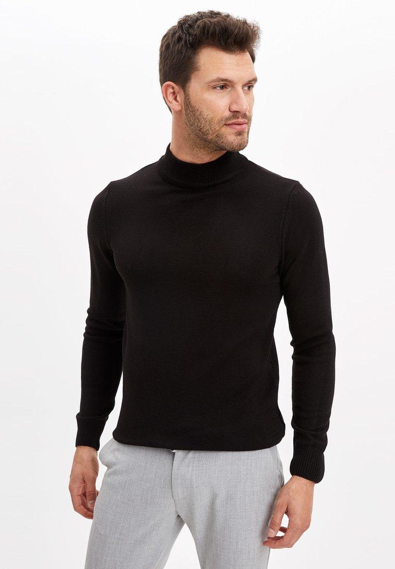 DeFacto - Pullover - black