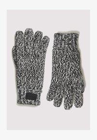 Superdry - STOCKHOLM  - Gloves - black grit - 0