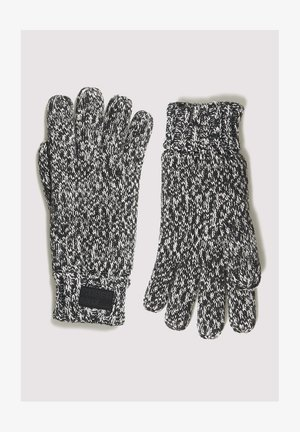 STOCKHOLM  - Fingerhandschuh - black grit