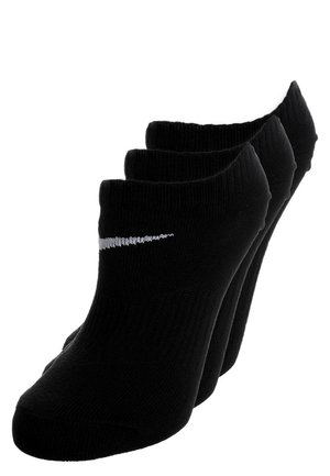 LIGHTWEIGHT 3-PACK - Trainer socks - black