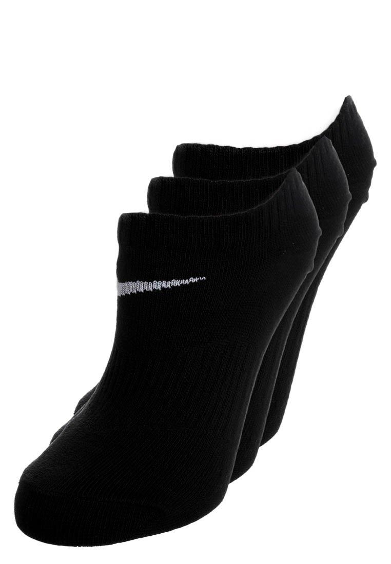 Nike Performance - LIGHTWEIGHT 3-PACK - Calcetines tobilleros - black