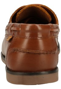 Sansibar Shoes - SANSIBAR HALBSCHUHE - Bootschoenen - dunkelbraun 41 - 6