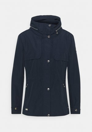 NARELLE - Waterproof jacket - navy