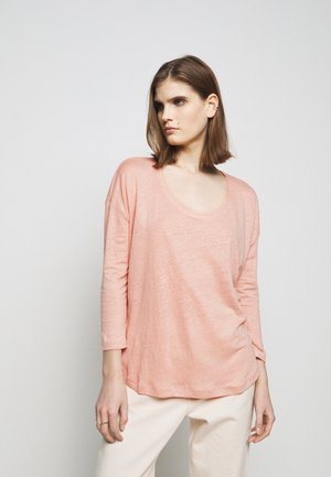 WOMENS - Long sleeved top - rose ash