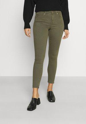 ONLWAUW LIFE MID - Jeans Skinny Fit - kalamata