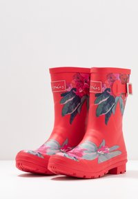 Tom Joule - WELLY - Holínky - red - 4