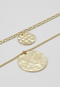 Pieces - Smykke - gold-coloured - 4
