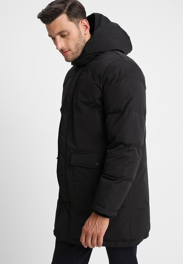 DIETMAR  - Winter coat - black