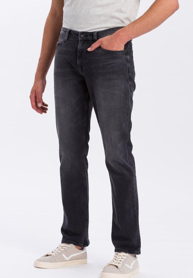 DYLAN - Straight leg jeans - dark-grey
