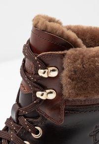 Panama Jack - PANAMA IGLOO BROOKLYN - Lace-up ankle boots - marron/brown - 2