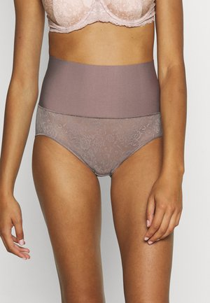 TAME YOUR TUMMY SHAPING BRIEF FIRM CONTROL - Shapewear - spicy bronze