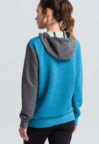 Erima - Hoodie - blue/grey/white - 2