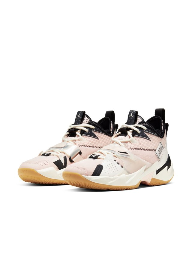 WHY NOT ZER0.3 - Chaussures de basket - pink tint/pale ivory-black
