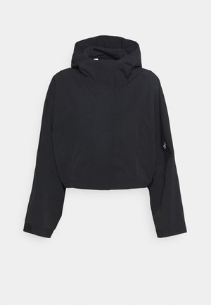 LAYERING JACKET - Training jacket - black