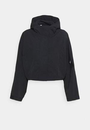 LAYERING JACKET - Sportovní bunda - black