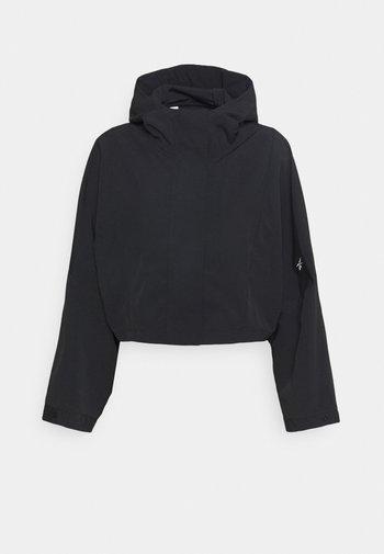 LAYERING JACKET - Training jacket - black