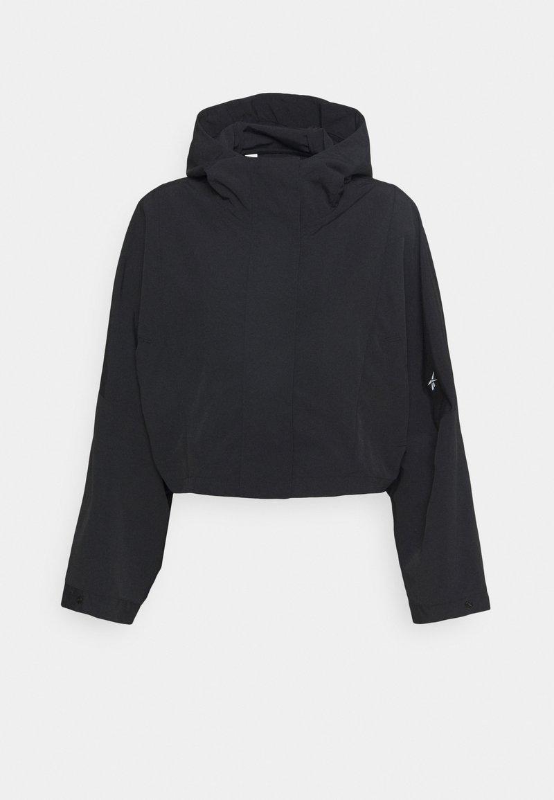 Reebok - LAYERING JACKET - Training jacket - black