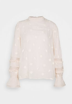 LEO INDY - Blouse - off-white