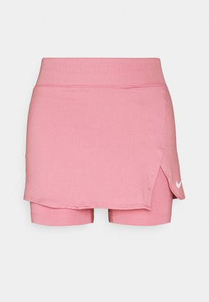 SKIRT  - Sportovní sukně - elemental pink/white