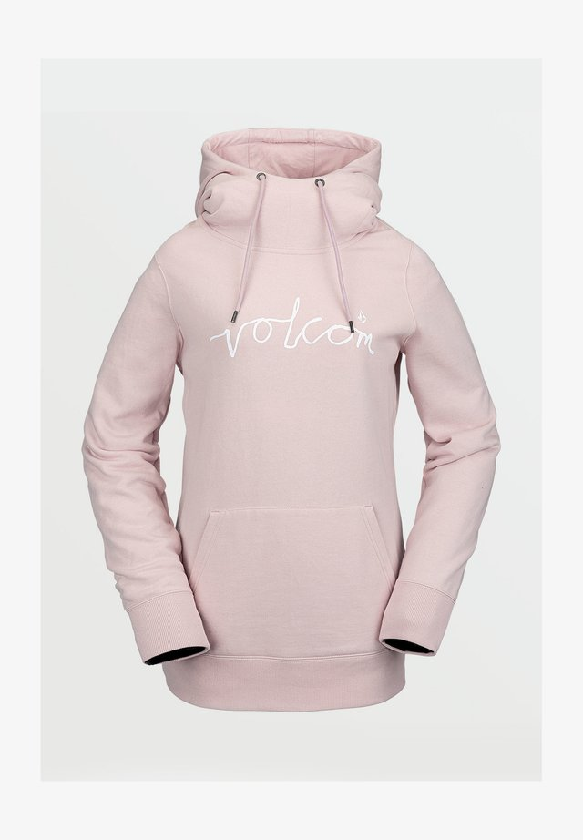 COSTUS - Sweat à capuche - faded_pink