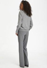 Karen by Simonsen - Jumper - frost gray melange - 2