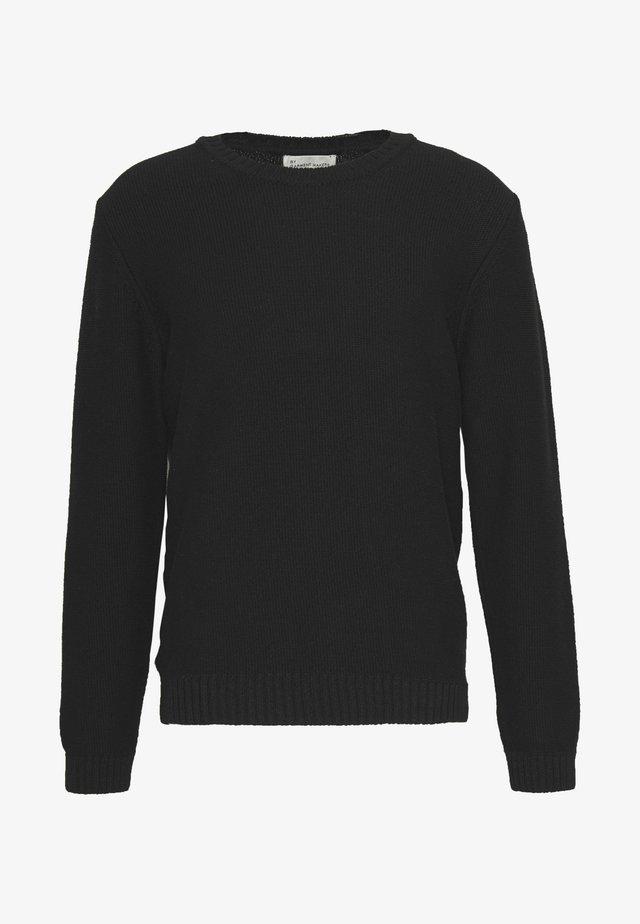 DANIEL - Pullover - jet black